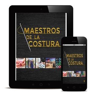 Libro Maestros De La Costura Corte Patronaje Confeccion