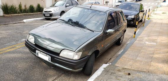 Ford Fiesta 1.0 Conservado, Barato!! Baixa Km Raridade!!