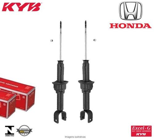 Imagem 1 de 1 de Amortecedor Traseiro Kayaba Honda Civic Lx 1999 A 2000