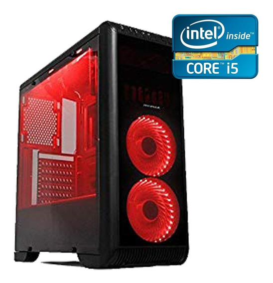 Pc Cpu Gamer Core I5 , 8gb , 1tb, Fonte 500w