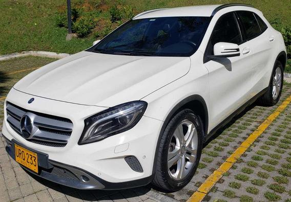 Mercedes Gla 200 Blanco 2015, Unico Dueño, Poco Uso