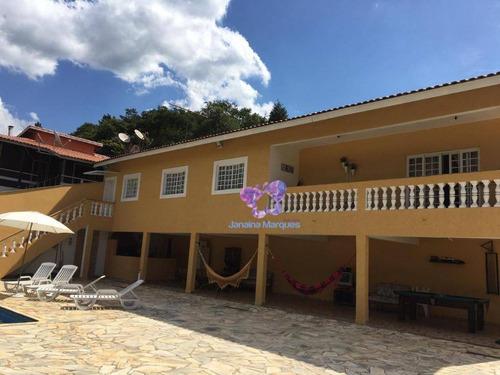 Chácara Com 3 Dormitórios À Venda, 1020 M² Por R$ 850.000,00 - Recanto Maravilha Iii - Santana De Parnaíba/sp - Ch0120