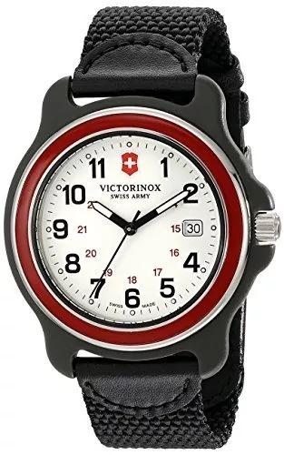 Relógio Masculino Victorinox 249085 Original Xl Swiss Quartz