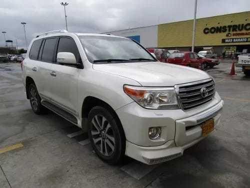 Toyota Lc200 Family