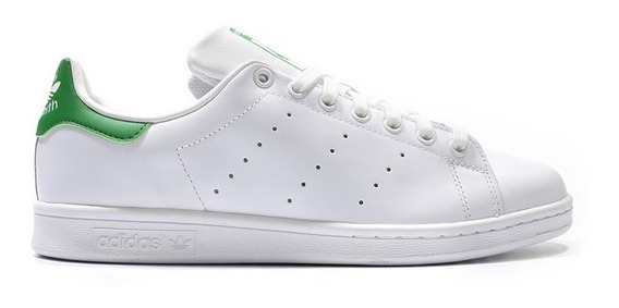 Zapatillas adidas Stan Smith Bco/ver - Corner Deportes