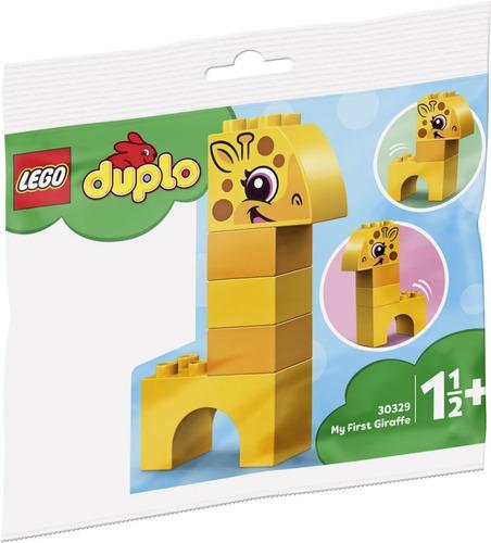 Imagen 1 de 2 de Lego Duplo 30329 Mi Primera Jirafa Distribuidora Lv