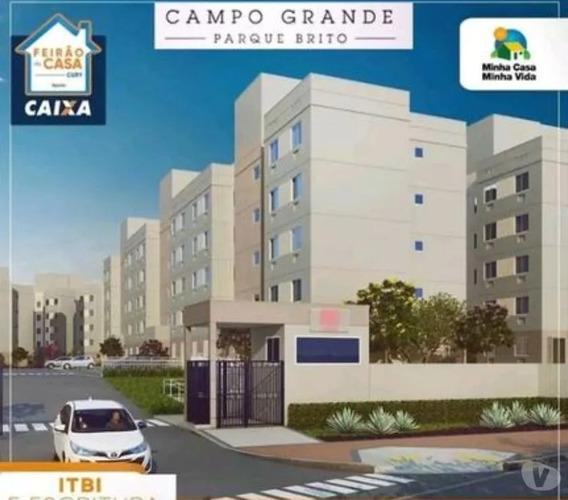Condomínio Em Campo Grande Tem Entrada A Partir De R$ 400