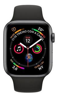 Apple Watch S4 44mm Gps Bluetooth Lançamento C Garantia