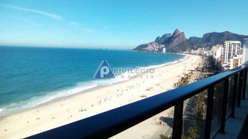Imagem 1 de 22 de Apartamento À Venda, 2 Quartos, 2 Suítes, 1 Vaga, Ipanema - Rio De Janeiro/rj - 5991