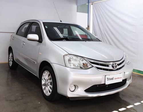 Toyota Etios 1.5 Xls 16v Flex 4p Manual