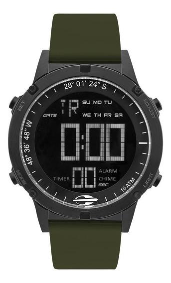 Relógio Digital Mormaii Thunder Preto Mow13901f/8v
