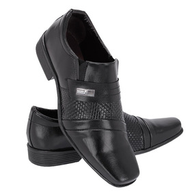 c714c27251 Sapatos Sociais Masculino Khaata - Sapatos no Mercado Livre Brasil