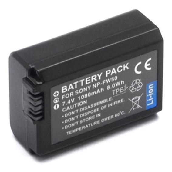 Bateria Np-fw50 P Camera Sony Nex-3, Nex-3a, Nex-3d, Nex-5