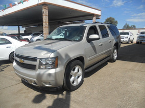 Chevrolet Suburban 2007 C Piel Aa Dvd At