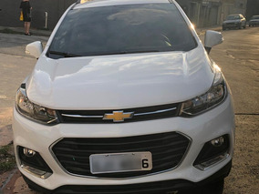 Chevrolet Tracker 1.4 Lt Turbo Aut. 5p 2018 Impecavel Branca