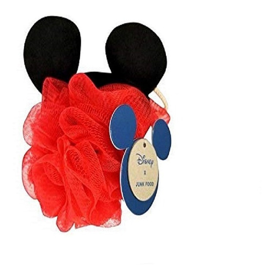 Esponja De Baño Mickey Mouse