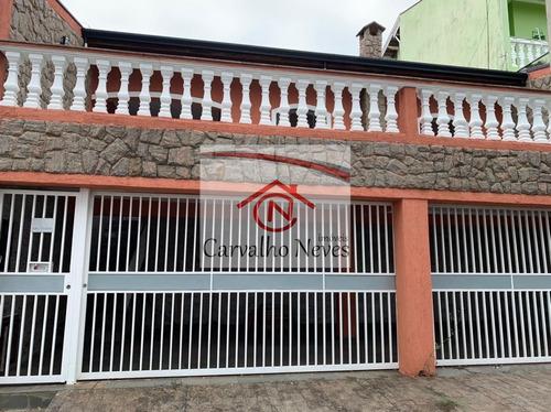 Casa Sobrado Em Cidade Nova - Jundiaí, Sp - 1192