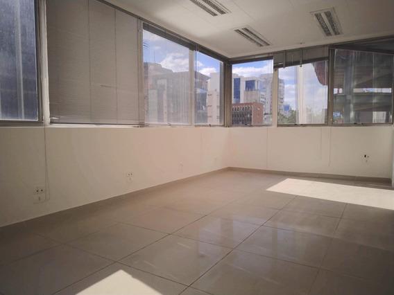 Locação Paulista / Metro Consolação - Sala Comercial Andar Alto Com 1 Vaga - Sa0229