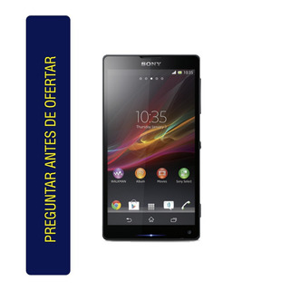 Sony Xperiazl Wifi 3g Android Whatsapp Cam13mpx Facebook