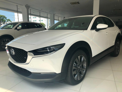 Mazda Cx30 Grand Touring Lx  At 2.5 2021 Blanco Nieve