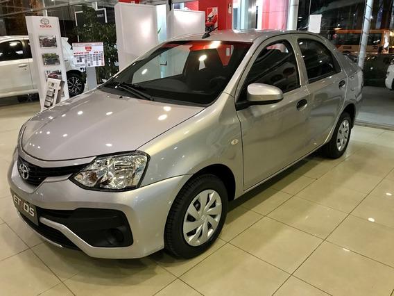 Toyota Etios 1.5 4p X 6mt L/18 2019