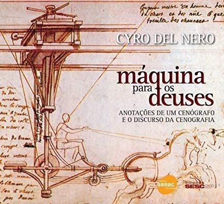 Máquina Para Os Deuses-senac - Cyro Del Nero - Novo