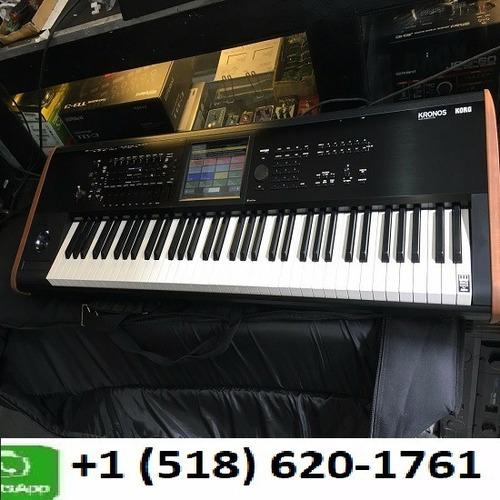 Korg Kronos 2 73 -key Keyboard Music Workstation Kronos 7