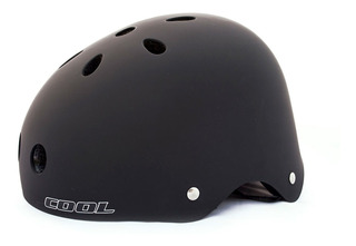 Casco Bicicleta Cool Sk11 Negro Rcmdr