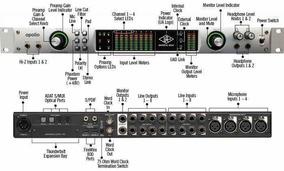Universal Áudio Apollo Quad Thunderbolt