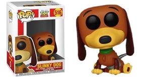 Slinky Dog 516 Toy Story 4 Funko Pop! Cachorro De Mola