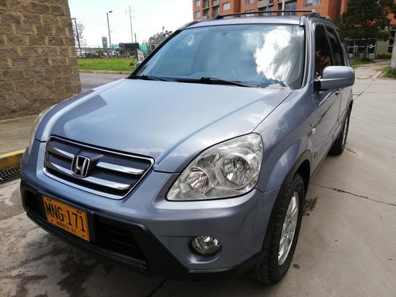 Honda Crv Ex Automatica 4x4