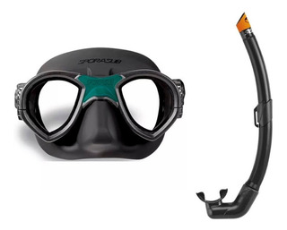 Máscara Importada Sporasub Mystic+sn Dive Pro-tipo Cobra Sub