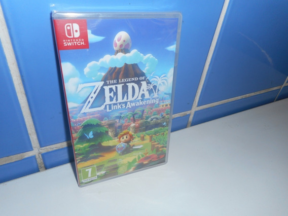 The Legend Of Zelda Link´s Awakening Nintendo Switch Lacrado