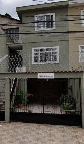 Imagem 1 de 28 de Sobrado Com 3 Dormitórios À Venda, 110 M² Por R$ 460.000,00 - Sacomã - São Paulo/sp - So0884