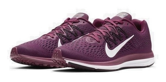 Tênis Nike Zoom Winflo 5 Aa7414 Running Feminino Original