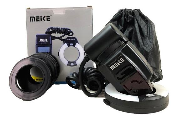 Flash Meike Mk-14ext Seminovo Conservado