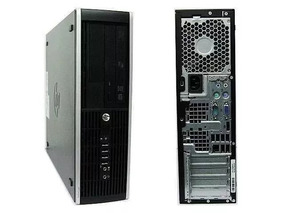 Cpu Hp Elite 8100 Core I5 8gb Hd Ssd 120 Sata #fretegrátis