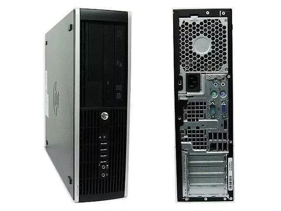Cpu Hp Elite 8100 Core I5 8gb Hd Ssd 120 Sata #fretegrátis
