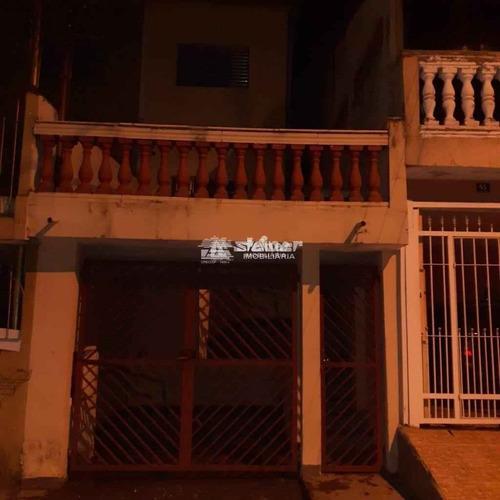 Imagem 1 de 29 de Venda Sobrado 3 Dormitórios Jardim Miriam Guarulhos R$ 425.000,00 - 35907v