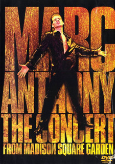 Marc Anthony The Concert From Madison Square Garden Dvd