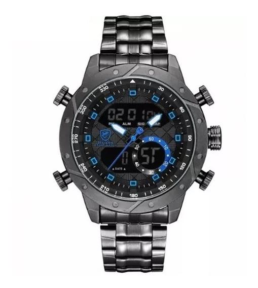 Relógio Masculino Shark Sport Modelo Ds037s