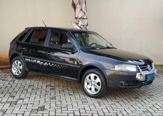 Gol 1.6 Mi Rallye 8v Flex 4p Manual G.iv