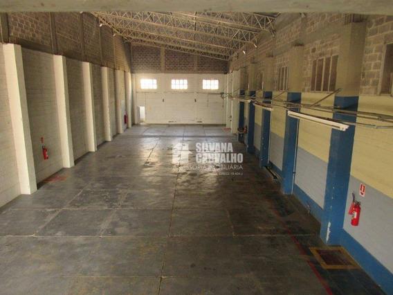 Galpão Industrial Para Locação, Cond. Industrial Da Alerte, Salto - Ga0309. - Ga0309