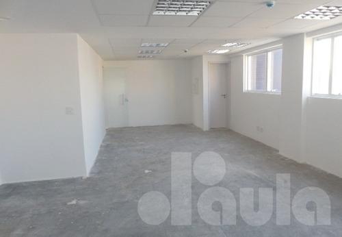 Sala Comercial -  Nova - Vila Bastos - 55 M²  - 1033-8126