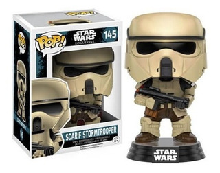 Funko Pop Star Wars / Rogue One - Figura Stormtrooper