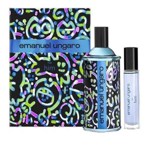 Ungaro Mastige For Him Estuche Edt 100ml+10ml Silk Perfumes