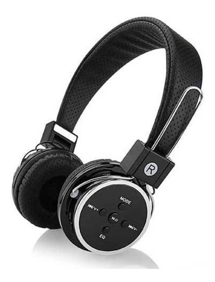 Fone De Ouvido Sem Fio Headphone St5 Fm Bluetooth