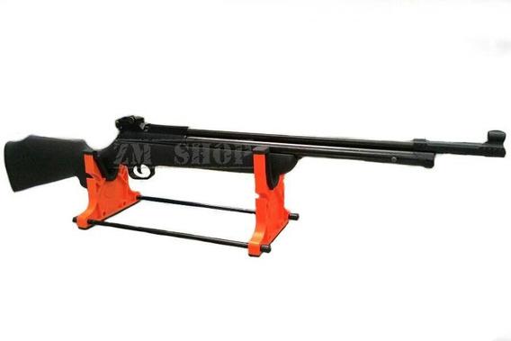 Soporte Base Para Limpieza De Rifle Escopeta Hoppe