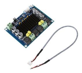 Placa Amplificador De Audio Estereo 50+50w Rms Tpa3116 D2