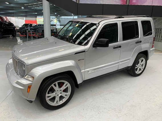 Jeep Liberty Limited Jet Piel 4x2 Mt 2013